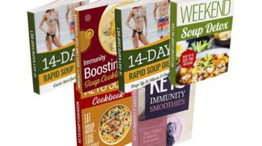14 Day Rapid Soup Diet