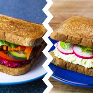 14 Healthy Sandwich Ideas For Weight Loss