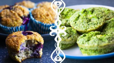 7 Healthy Breakfast Muffins For Weight Loss