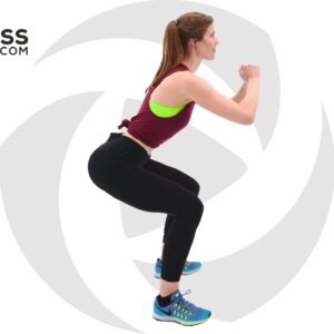 Resistance Band Workout for Butt and Thighs - 10 Minute Butt and Thigh Workout