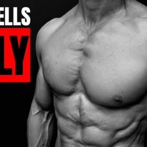 "How to Build a ""PERFECT"" Chest (DUMBBELLS ONLY!)"