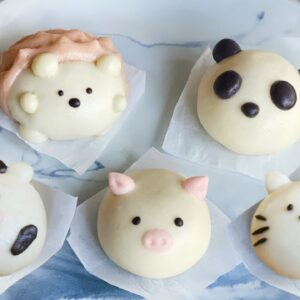 How To Make The Cutest Baos • Tasty