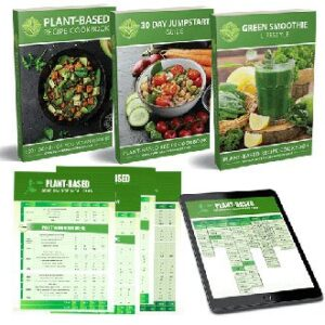 The Plant Based Recipe Cookbook