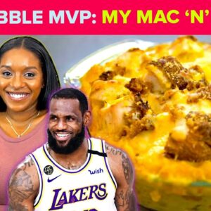 How I Made The Most Popular Mac N' Cheese In The NBA Bubble • Tasty