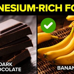 10 Magnesium-Rich Foods You Need To Eat