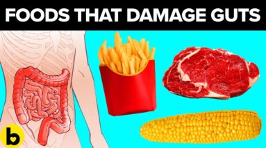 13 Foods That Damage Your Guts
