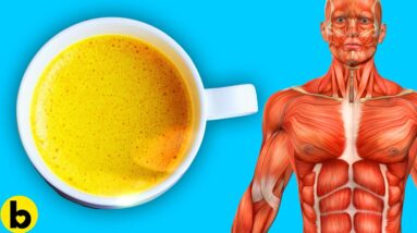 Drink Turmeric Milk For A Week, This Will Happen To Your Body