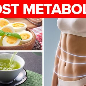 5 Thermic Foods That Will Boost Your Metabolism
