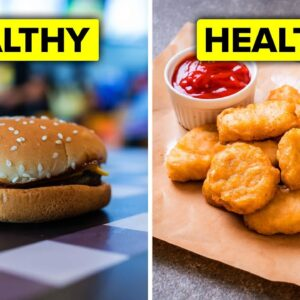 7 Surprisingly Healthy FAST FOODS You Can Eat