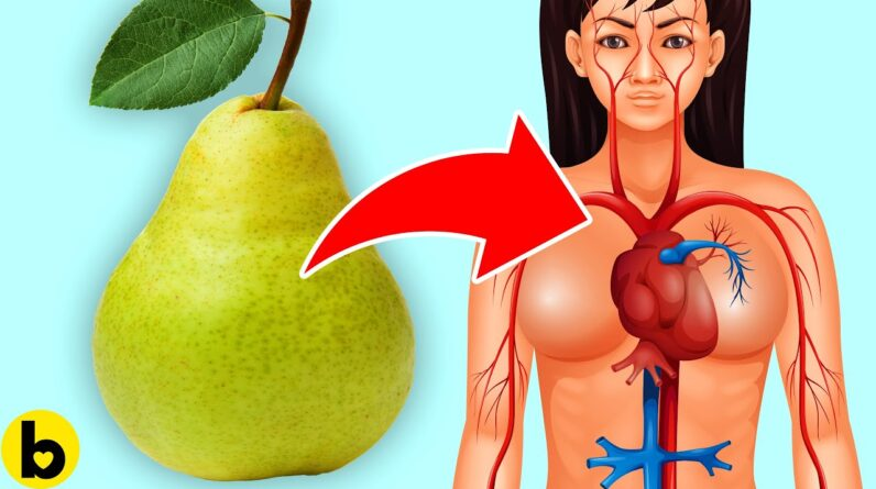 What Happens To Your Body When You Eat Pears Every Day
