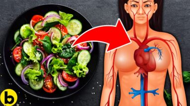 What Happens To Your Body When You Eat Salad Every Day