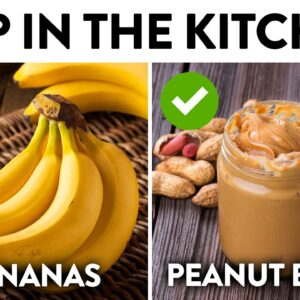 22 Healthy Foods To Keep In Your Kitchen At All Times