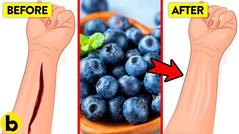What Happens To Your Body When You Eat Blueberries
