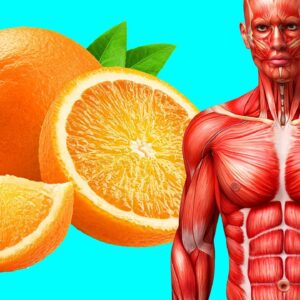 Eat 1 Orange A Day, See What Happens To Your Body