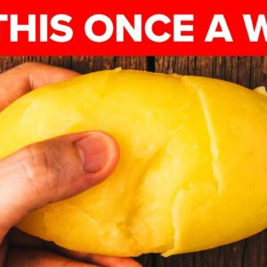 Eat Boiled Potatoes Everyday For 1 Week, See What Happens To Your Body!