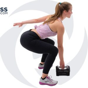 10 Minute Lower Body Strength Workout: Butt and Thigh Burnout Workout