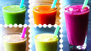 11 Healthy Breakfast Smoothies For Weight Loss