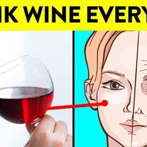 Drinking Wine Every Day Does This To Your Body