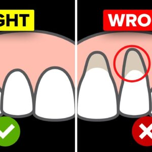 4 Signs You're Brushing Wrong And How To Fix It