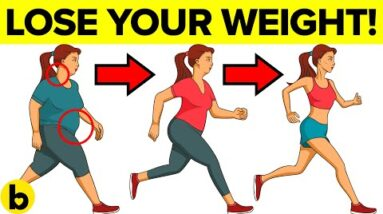 11 Best Exercises For You To Lose Weight Naturally