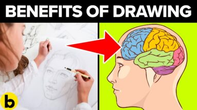8 Reasons Why Drawing & Painting Is Good For Your Brain Health