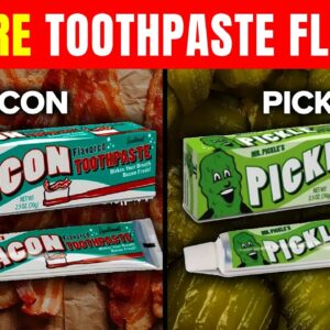 16 Bizarre Toothpaste Flavors You Need To Try