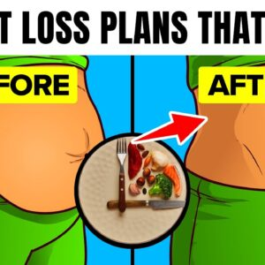 6 Weight Loss Plans That Can Actually Work For You