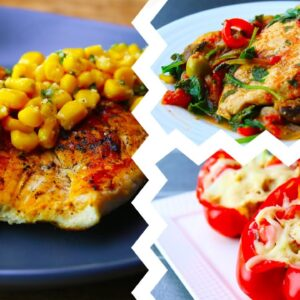 7 High Protein Chicken Recipes For Weight Loss