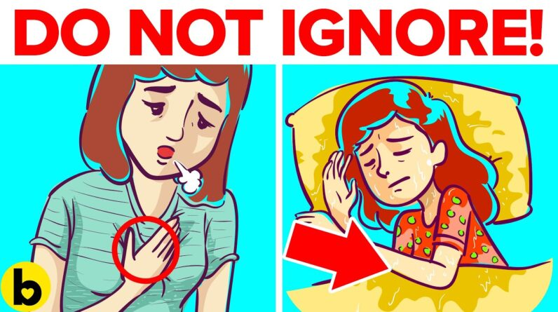 8 Signs Of A Heart Attack In Women That You Should Not Ignore