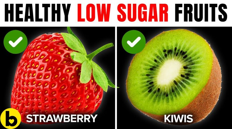 The 8 Healthiest Low-Sugar Fruits You Should Be Eating To Get In Shape