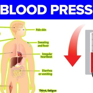 This Is What Causes Low Blood Pressure