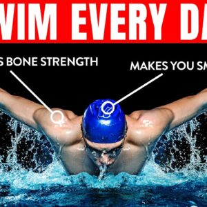 What Happens To Your Body If You Swim Every Day